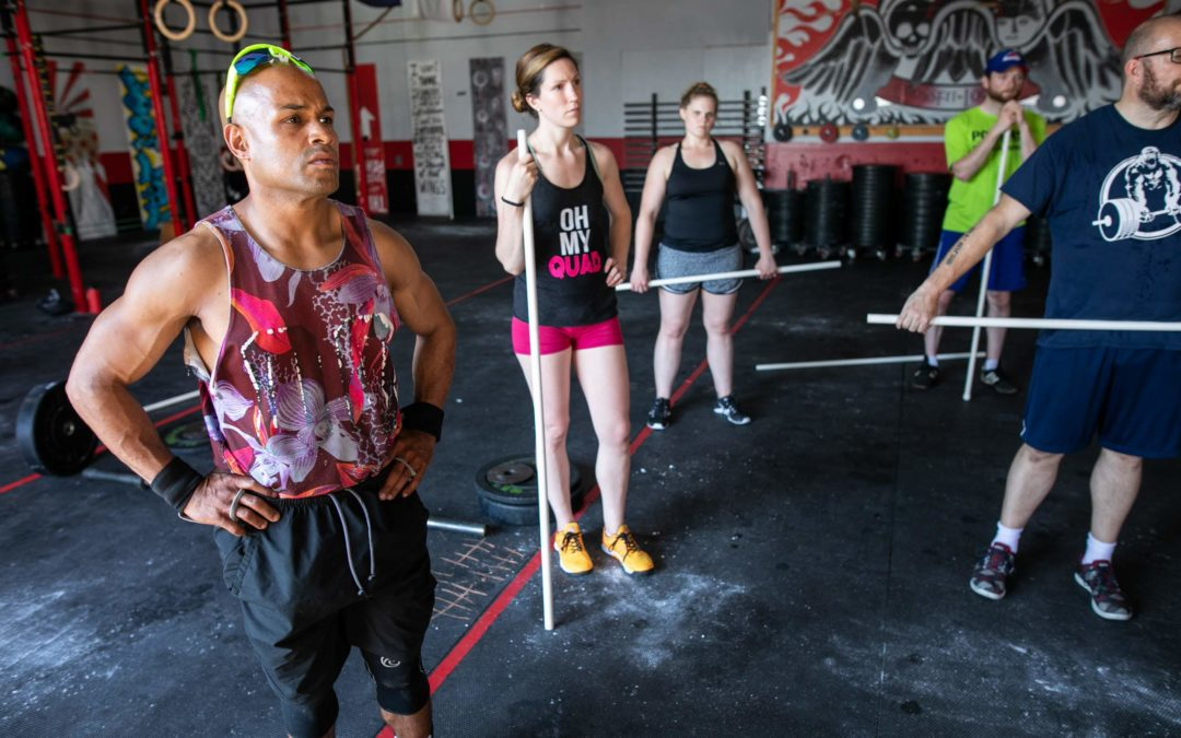 5 Things I've Learned From CrossFit